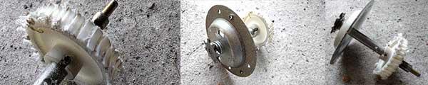 Gear of a garage door opener